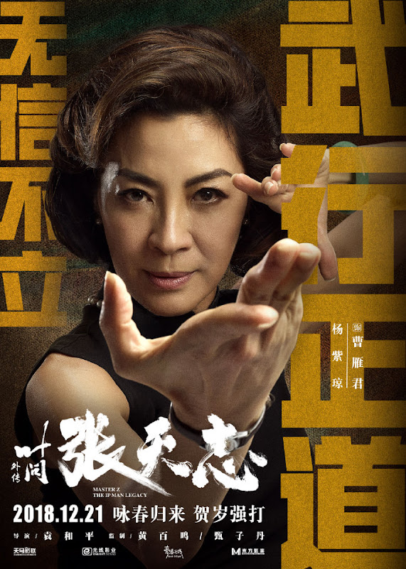Master Z: The Ip Man Legacy China / Hong Kong Movie