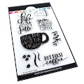 Life Love Latte Stamps