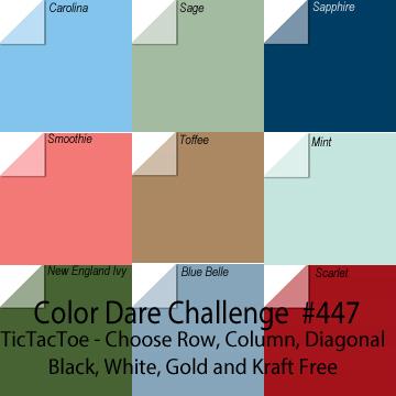 """CHALLENGE #447 """"TicTacToe"""""""