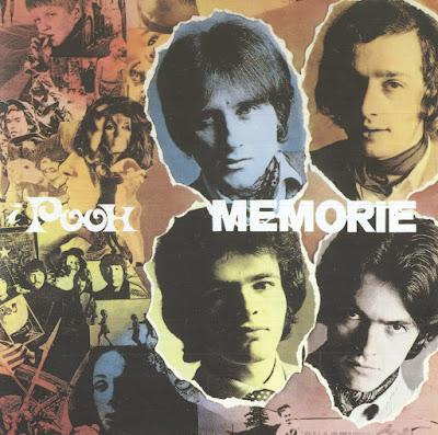 I Pooh - 1968 - Memorie