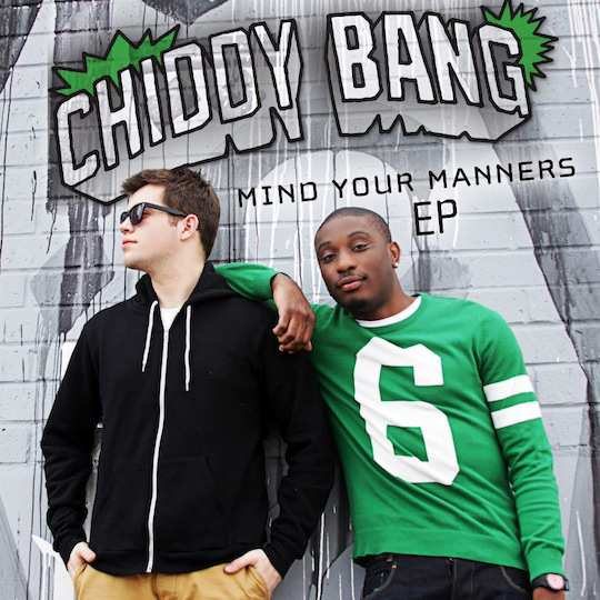 Chiddy Bang Twisted Lyrics