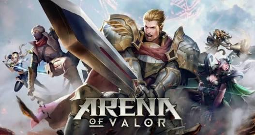 Arena of Valor'a Güncelleme 17 Kasım