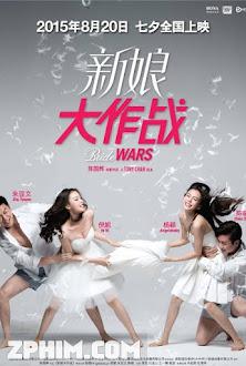 Đại Chiến Cô Dâu - Bride Wars (2015) Poster