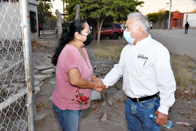 Necesario legislar por la igualdad de oportunidades para la mujer: Chapo Barrón