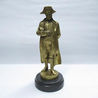 Bronze Napoleon Bonaparte Ltd Edition Statue by Milo