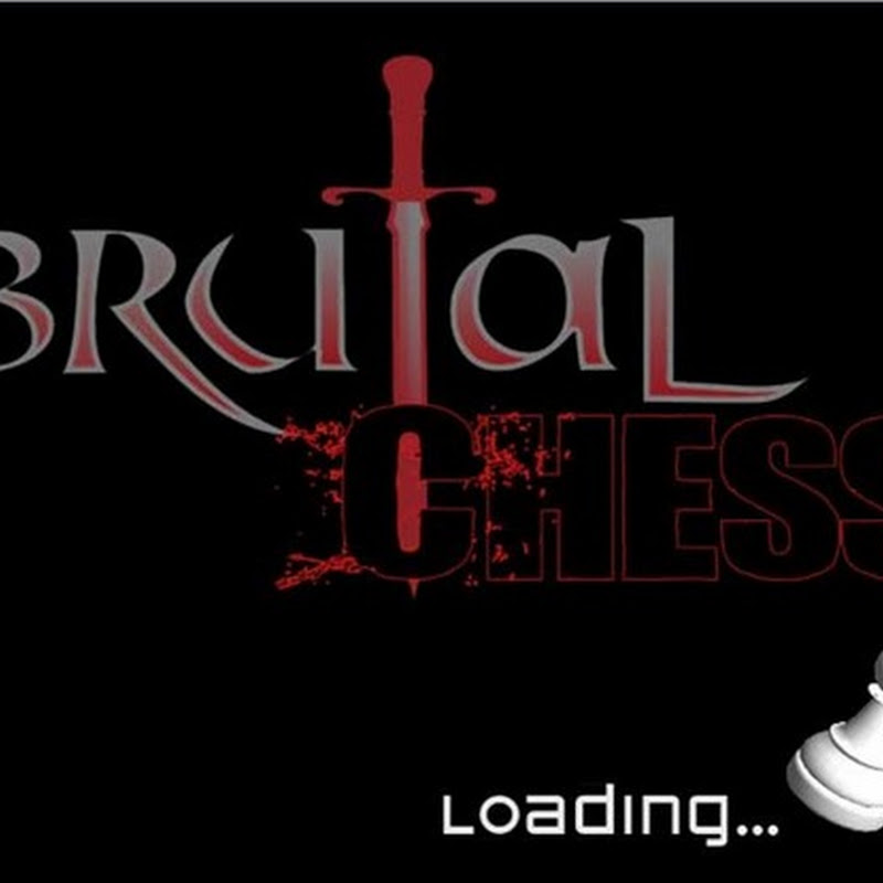 Brutal Chess recrea en tres dimensiones un tablero de ajedrez.