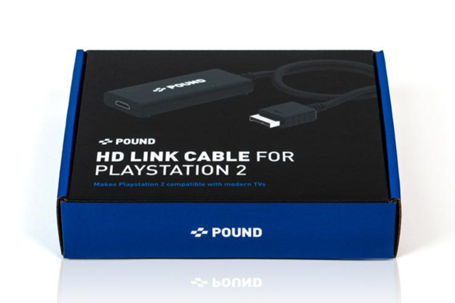HD link cable ps2