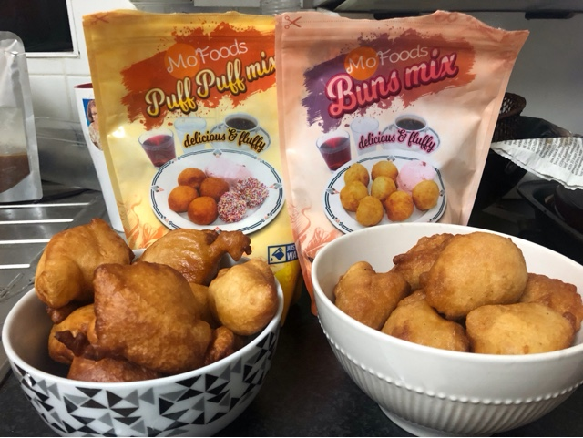 MoFoods Puff Puff and Buns Mix