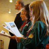 Kirkens Fødselsdag- og Høstgudstjeneste 2014