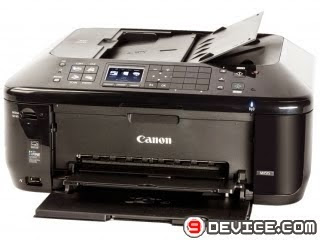 pic 1 - easy methods to down load Canon PIXMA MX515 inkjet printer driver