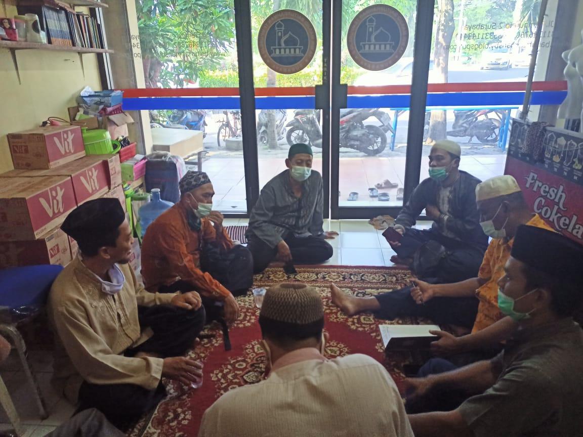 LD-FIAD adakan Rapat dengan Pengurus