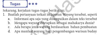 Buku kunci jawaban pr bahasa inggris kelas 10 semester 2 tahun 2021. Kunci Jawaban Bahasa Indonesia Kelas 10 Halaman 11 Tugas Bab 1 Ilmu Edukasi