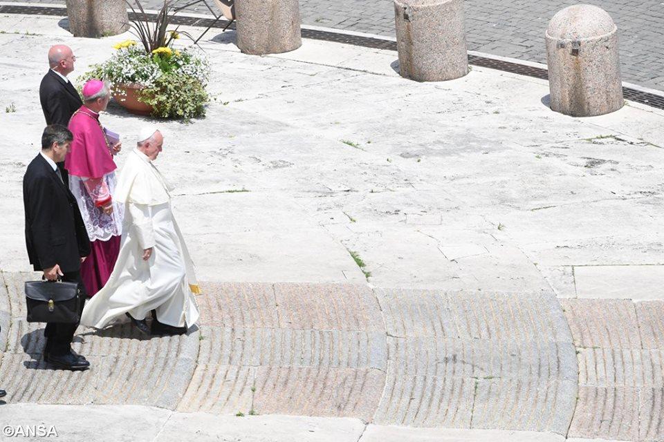 Watykan, 5 czerwca 2016 - 12991119_1221820654496203_875079861814643935_n.jpg