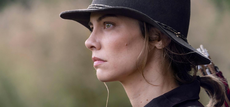 Maggie regresa a The Walking Dead