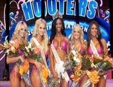 مسابقة Hooters International Swimsuit Pageant 2012 للكبار فقط