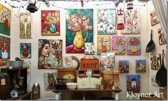 KJoyner Art Booth