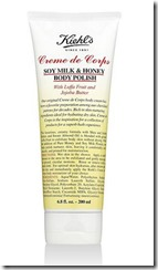 Kiehls Soy Milk and Honey Body Polish
