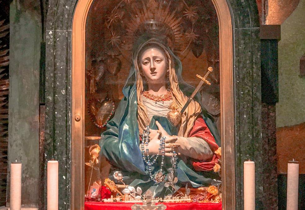 El dolor de María