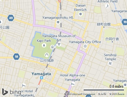 山形駅周辺
