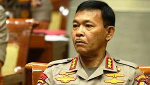 Kapolri Mutasi Pejabat dan Pamen Polda Lampung
