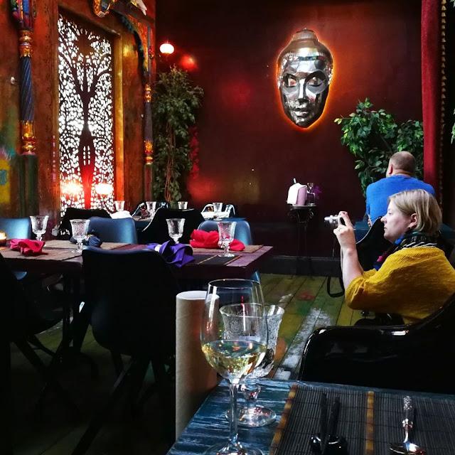 Tallinnan Ravintola Tai Boh / Matkablogi Lähinnä Kauempana