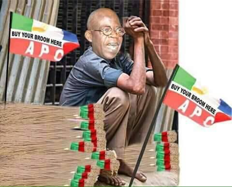 Breaking: Buhari appoints Tinubu to head APC reconciliation team
