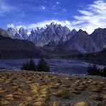 La KKH et La Hunza (Pakistan)