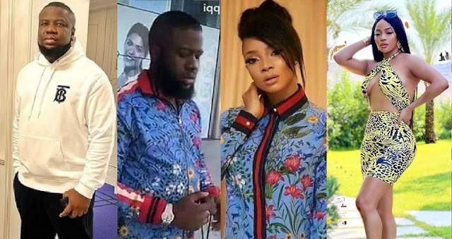 The Whole Nigeria Is Coming Down – Reactions After Hushpuppi Allegedly Name Toke Makinwa As His Accomplices