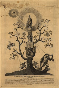 Cover of Aleister Crowley's Book Which Things Are an Allegory