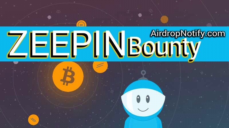 ZeePin Crypto Airdrop