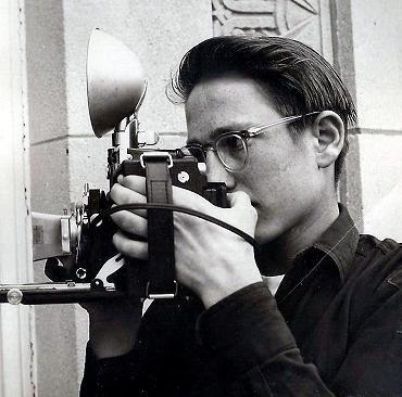 Photographer Ron Edwards 1953