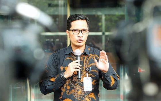 Soal 8 Orang Kepercayaan Azis Syamsuddin, Ini Respons Mantan Jubir KPK