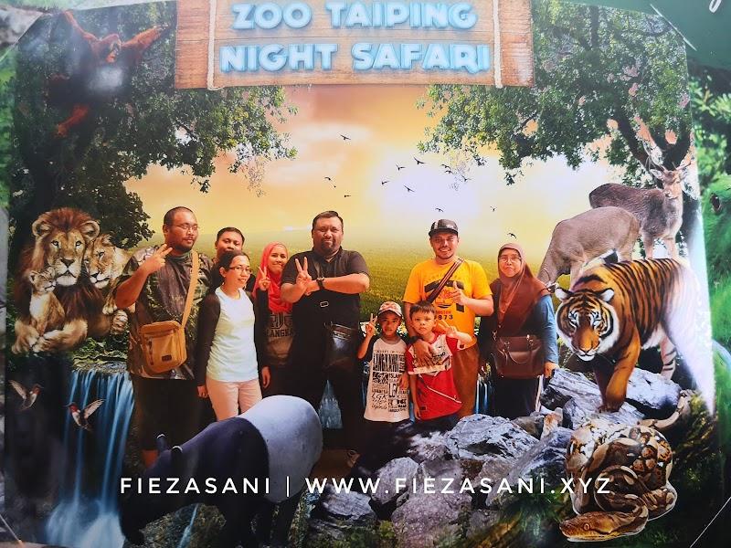 Jalan-Jalan Ke Zoo Taiping