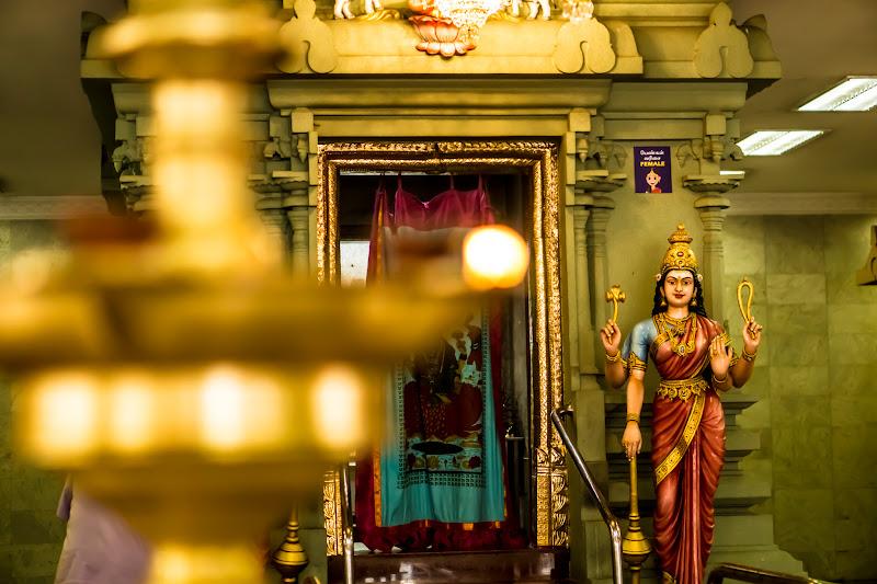 クアラルンプール チャイナタウン スリ・マハ・マリアマン寺院4