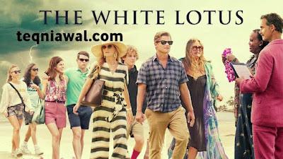 The white lotus - أفضل المسلسلات الأجنبية 2022