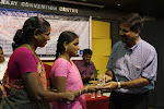 Felicitation event for differently abled achievers