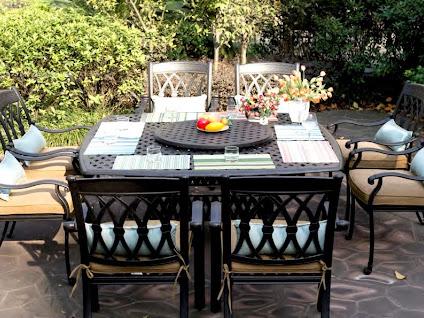 Stunning Photo Photo Photo Photo Photo ua Cast Aluminum Patio Furniture