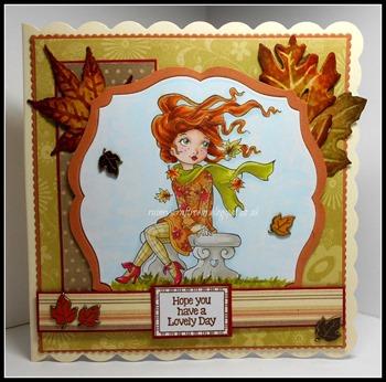 Lorraine C. - autumn or autumn colours (week 469)