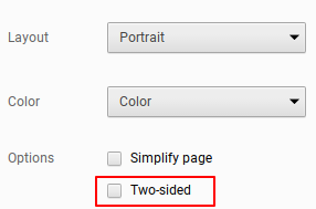does this answer your question - Double Sided Brochure Template Google Docs