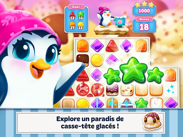 android Frozen Frenzy Mania Screenshot 6