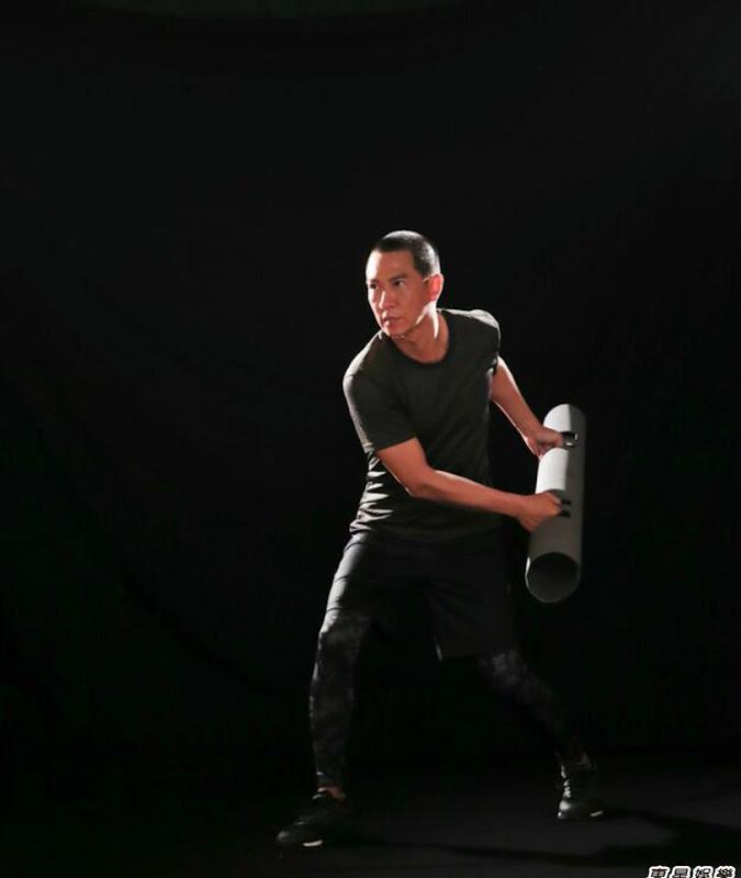 Nick Cheung / Cheung Ka Fai / Zhang Jiahui Hong Kong Actor