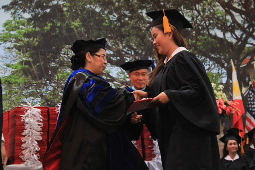 103rd University Commencement Exercises: Business Administration