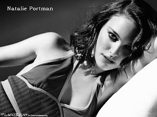 Natalie Portman killing the competition