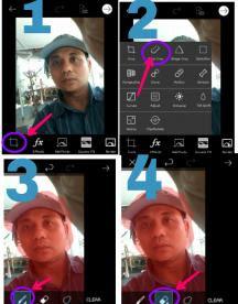 Cara Mengganti Background Foto Di Picsart : mengganti, background, picsart, Tutorial]cara, Hapus, Ganti, Background, Picsart, Erlanggaledy, Erlangga