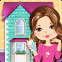 Baby Doll House Room Designer icon