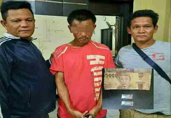 Aseng Pengedar Shabu Hanya Diam Saat Diringkus Satres Narkoba Polres Tanjung Balai