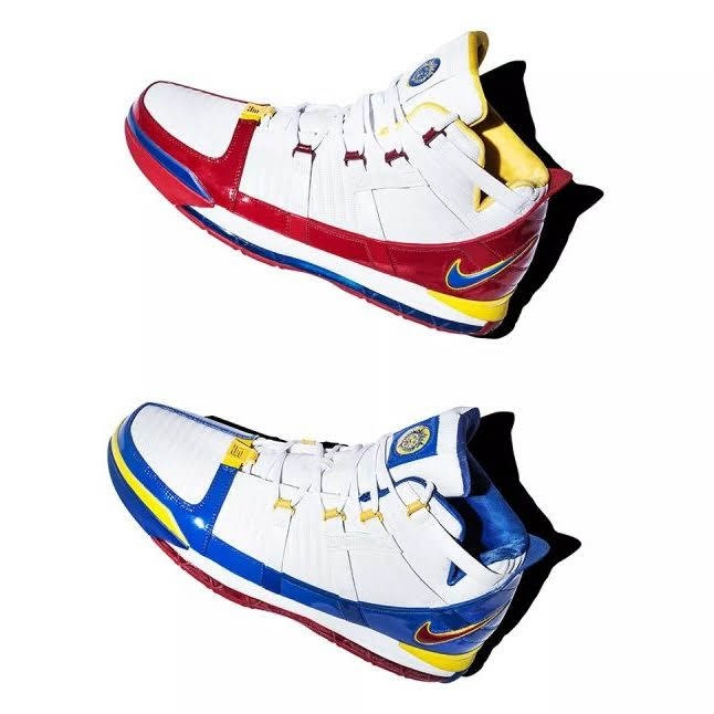 san francisco 80423 3e32c ... Nike Kicks Off LeBron Watch 2 With SuperBron LEBRON XVI ...