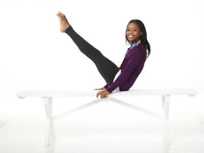 Gabby Douglas Olimpiadas 2012 medalla oro Londres