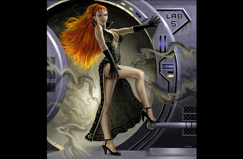 Fine Fiction Woman, Fiction 3