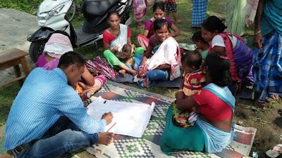 Action plan at Bhairaguri, Udalguri